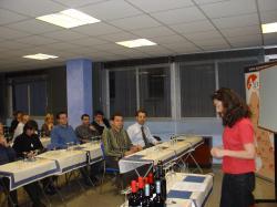 Gran assistència al curset de tast de vins COEAC Lleida