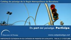 PARTICIPACIÓ CIUTADANA EN ELS PAISATGES. Regió Metropolitana de Barcelona