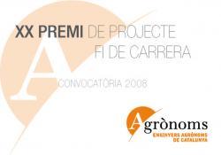 Projecte Fi de Carrera. Edició 2008