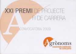 Projecte Fi de Carrera. Edició 2009