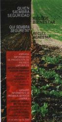 Jornades informatives de prevenció de riscos laborals. Grup de treball sector agrari. Comissió nacional de seguretat i salut en el treball. (Lleida , 25 de setembre de 2009)