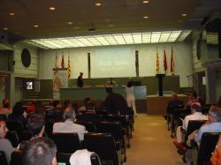 Que publiquen els diaris de Lleida el dia després de la jornada de transgènics organitzada pel COEAC?