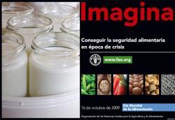 16 d'octubre La FAO celebra a Roma El Dia Mundial de l'Alimentació