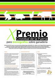 X  Premio Cristóbal de la Puerta