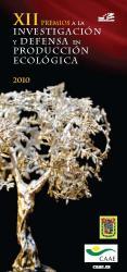XII Premios a la investigación y defensa en Producción Ecológica 2010