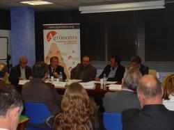 Èxit de participació en el debat de política agrària