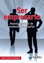 "Presentació del Llibre ""Ser empresario. Nuevos modelos de conducta empresarial"", de l'enginyer agrònom, Pablo Zurita."
