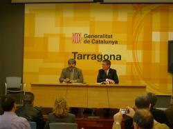 Anton Ballvé nou director territorial d'Agricultura, Pesca, Alimentació i Medi Natural a Tarragona.