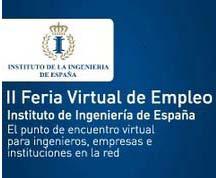 II Feria Virtual de Empleo Instituto de la Ingeniería de España