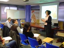 Molt bona acceptació del seminari d'habilitats digitals a Lleida