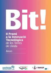 BIT. II Premi a la Innovació Tecnològica de les Terres de Lleida