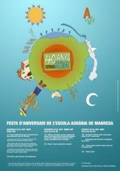 40 Aniversari de l'Escola Agrària de Manresa