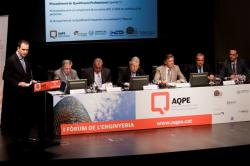 I Fòrum de l'Enginyeria – Presentació AQPE. (Torre Agbar, 11 de juny).