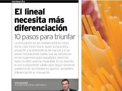 El company Victor Duró publica article a la revista AECOC