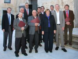 La Universitat de Girona, els col·legis professionals, i la Cambra reforcen la seva col·laboració