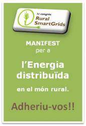 MANIFEST per a l'Energia distribuïda en el món rural