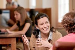 """""""Una ex-alumna de la Escuela de Agrónomos de Lleida, mejor profesora universitaria junior de Estados Unidos """""""