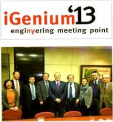 Arranca iGenium'13, la cita anual de les enginyeries