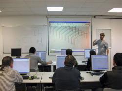 Molt bona valoració del 1r mòdul del Curs pràctic en disseny i càlcul d'estructures amb programari Cype