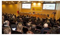 Una trentena de joves (entre ells  el company Pep Salas) presenten a Bruseles les seves idees innovadores per aprofitar oportunitats de negoci