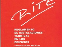 Modificacions del RITE.