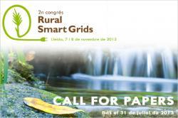 Està obert el Call For Papers per al 2n Congrés Rural Smart Grids.