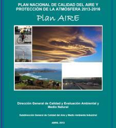 S'aprova el Pla Nacional de Qualitat de l'Aire i Protecció de l'Atmosfera 2013-2016