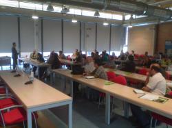 Èxit de participació en la Jornada tècnica sobre Comerç exterior per a les petites i mitjanes empreses agroalimentàries que ha tingut lloc el dia 5 de juny a Constantí.