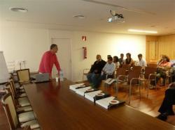 """Presentació del llibre """"Més enllà del vi_DOQ Priorat"""" del company, Eduardo Soler i Sebastiano Alba"""