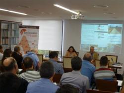 Ahir va tenir lloc una Jornada tècnica molt interessant sobre: ESTABILITZACIÓ i RECICLATGE de camins rurals, agrícoles i forestals amb una alta assistència.