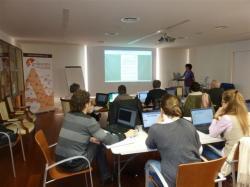 """Molt bona valoració del curs  """"l'ús del CAD en l'Enginyeria del Medi Rural"""" que ha tingut lloc a Barcelona els dies 21 i 28 de febrer i 7 de març de 2014."""