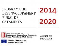Consulta sobre l'avaluació ambiental del programa de Desenvolupament Rural 201-2020 i projectes.