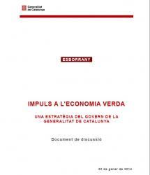 Qüestionari d'opinió Impuls Economia Verda