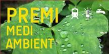 Oberta la convocatòria del Premi Medi Ambient 2014