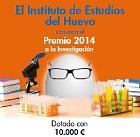 PREMIO A LA INVESTIGACIÓN 2014 DEL INSTITUTO DE ESTUDIOS DEL HUEVO