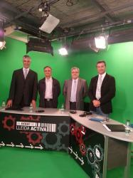 Enginyers agrònoms participen en el programa de Lleida Activa