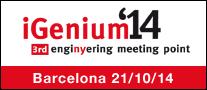iGenium'14, la cita anual de la ingeniería, presenta els projectes més innovadors i amb més projecció futura