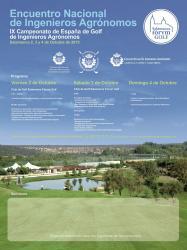TROBADA  NACIONAL D'ENGINYERS AGRÒNOMS (Salamanca, 2, 3 i 4 octubre 2015)