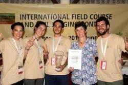Un equip liderat per la UdL, el segon millor del món en sòls.