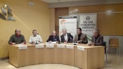 Nota de premsa: Debat de política agrària COEAC-COETAPAC del 16 de desembre a l'ETSEA Lleida