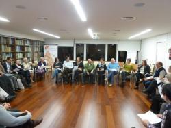 """Presentació del llibre """"EL MÒBIL DEL POEMA"""" de l'enginyer agrònom, Oriol Marfà."""