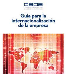 Guía para la internacionalización de la empresa