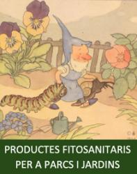 Llista de productes fitosanitaris per a plagues, malalties i males herbes