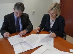 L'AQPE i el Goethe-Institut firmen un conveni de col·laboració