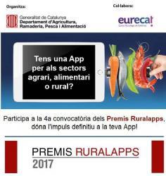 4a convocatòria dels Premis RuralApps