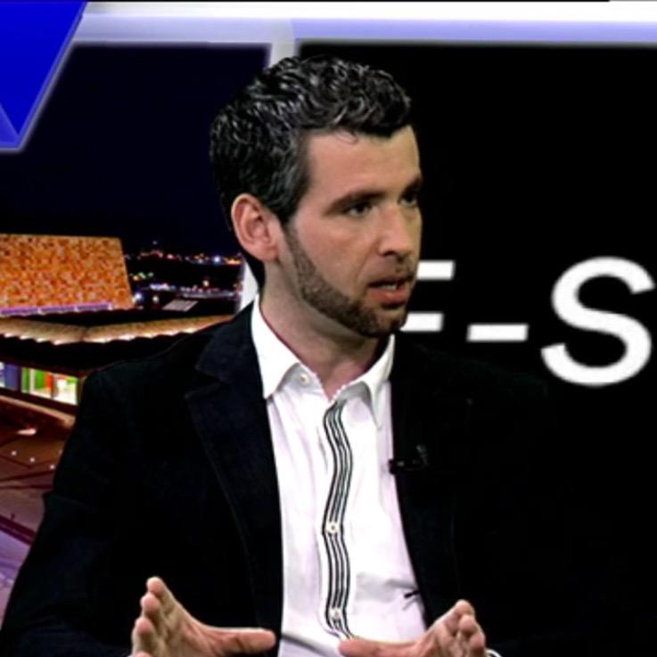 Víctor Falguera, Research Manager d'AKIS International , co-CEO d'E-STRATOS i professor associat al Departament de Tecnologia d'Aliments de la Universitat de Lleida