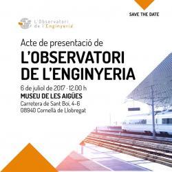 Acte de presentació de l'Observatori de l'Enginyeria