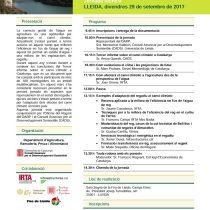 Jornada PATT: L'adaptació del regadiu al canvi climàtic