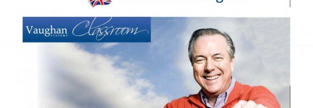 Curs d'anglès on-line amb el mètode Vaughan