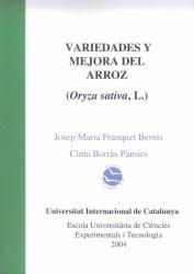 VARIEDADES Y MEJORA DEL ARROZ